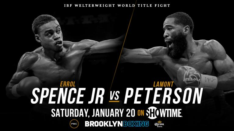 Spence vs Peterson