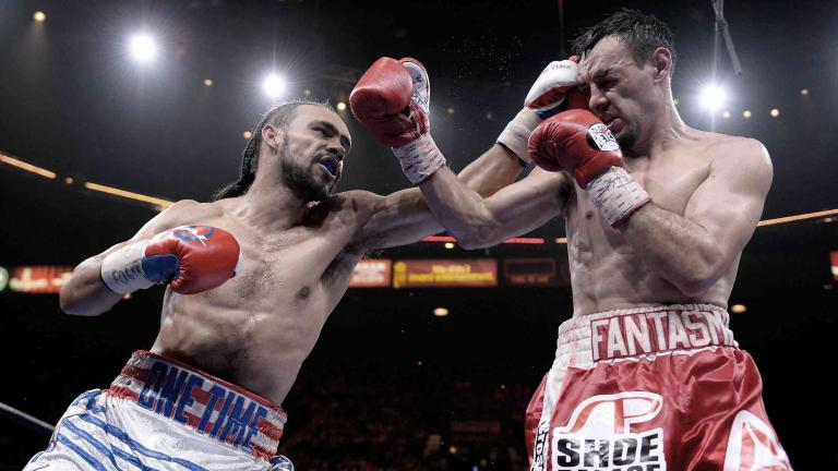 Keith Thurman Robert Guerrero