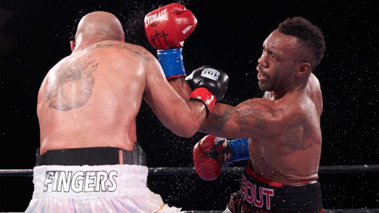Austin Trout and Joey Hernandez