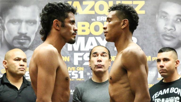 Vazquez vs Bone