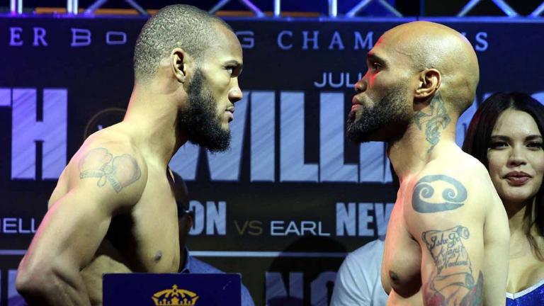 Smith vs Williams