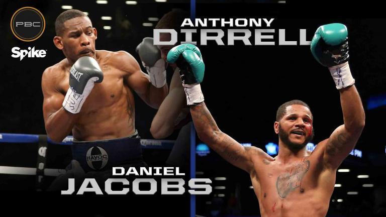 Anthony Dirrell Daniel Jacobs