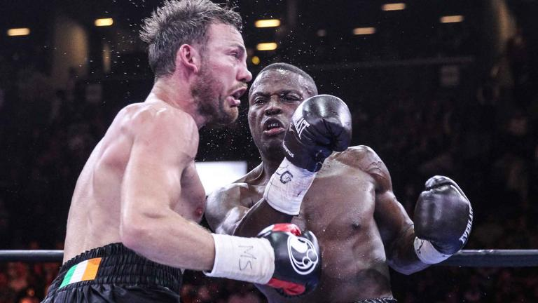 Andy Lee and Peter Quillin