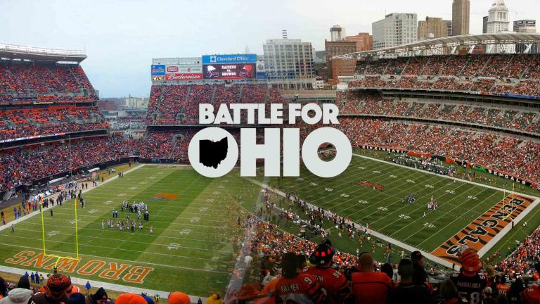 Battle for Ohio Cleveland Browns Cincinnati Bengals