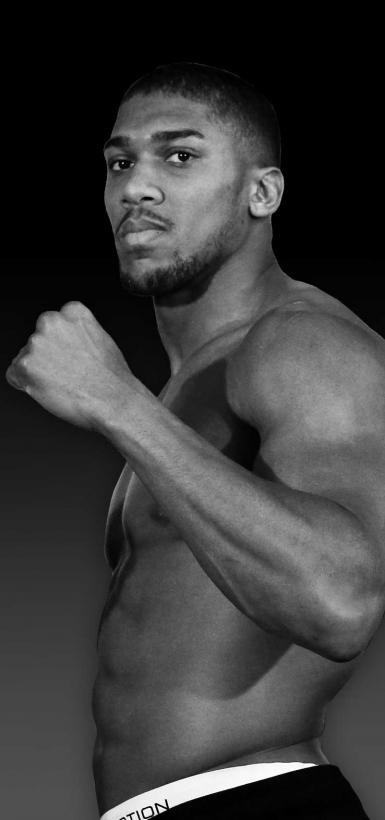 Anthony Joshua photo