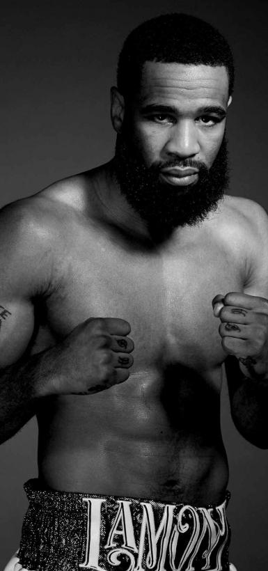 Lamont Peterson photo