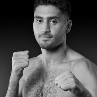 Ahmed Elbiali fighter profile