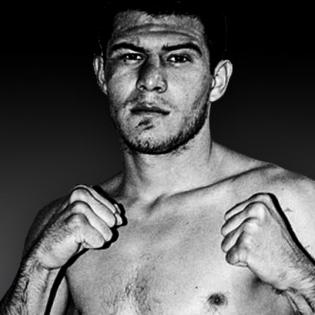 Mahonry Montes fighter profile
