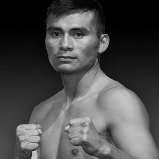 Aaron Herrera fighter profile