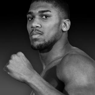 Anthony Joshua fighter profile