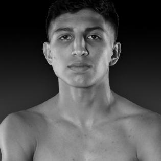 Mario Barrios fighter profile