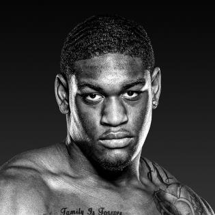 Jared Anderson fighter profile