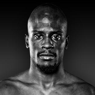 Tony Harrison fighter profile