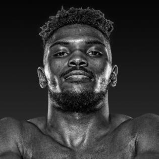 James Martin fighter profile