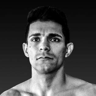 Jerry Perez fighter profile