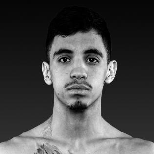 Damien Vazquez fighter profile