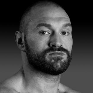Tyson Fury fighter profile