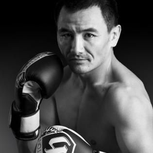 Zhanat Zhakiyanov fighter profile