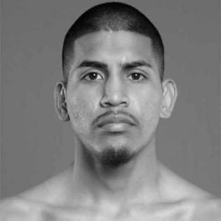 Alexis Santiago fighter profile