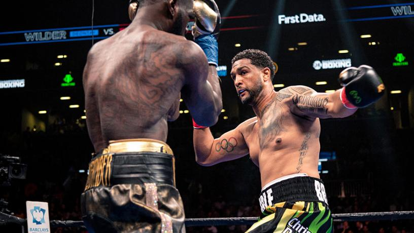 Dominic Breazeale Next Fight Fighter Bio Stats News