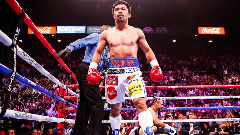 Manny Pacquiao - Next Fight, Fighter Bio, Stats & News