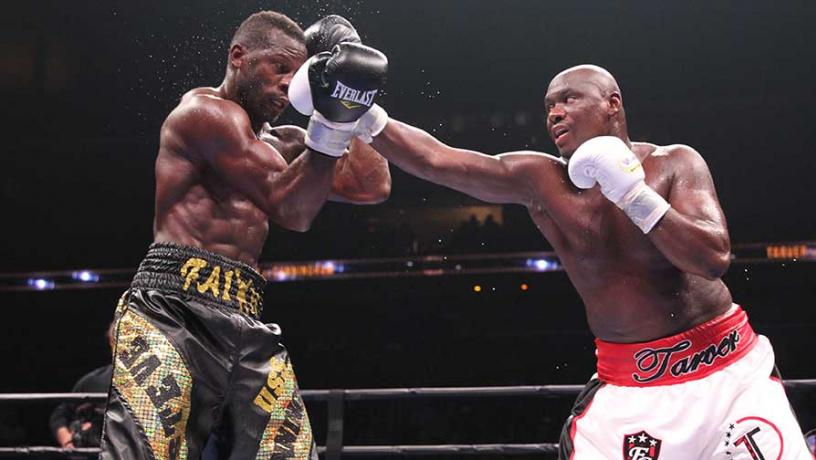 antonio tarver vs chad dawson