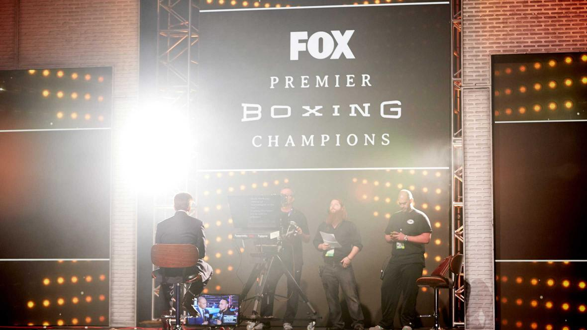 Fox Sports And Premier Boxing Champions Sign Landmark Media Deal