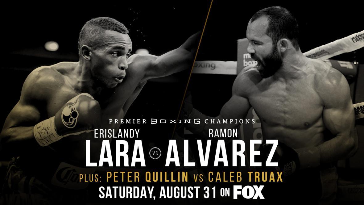 Resultado de imagen para Ramon alvarez vs erislandy lara