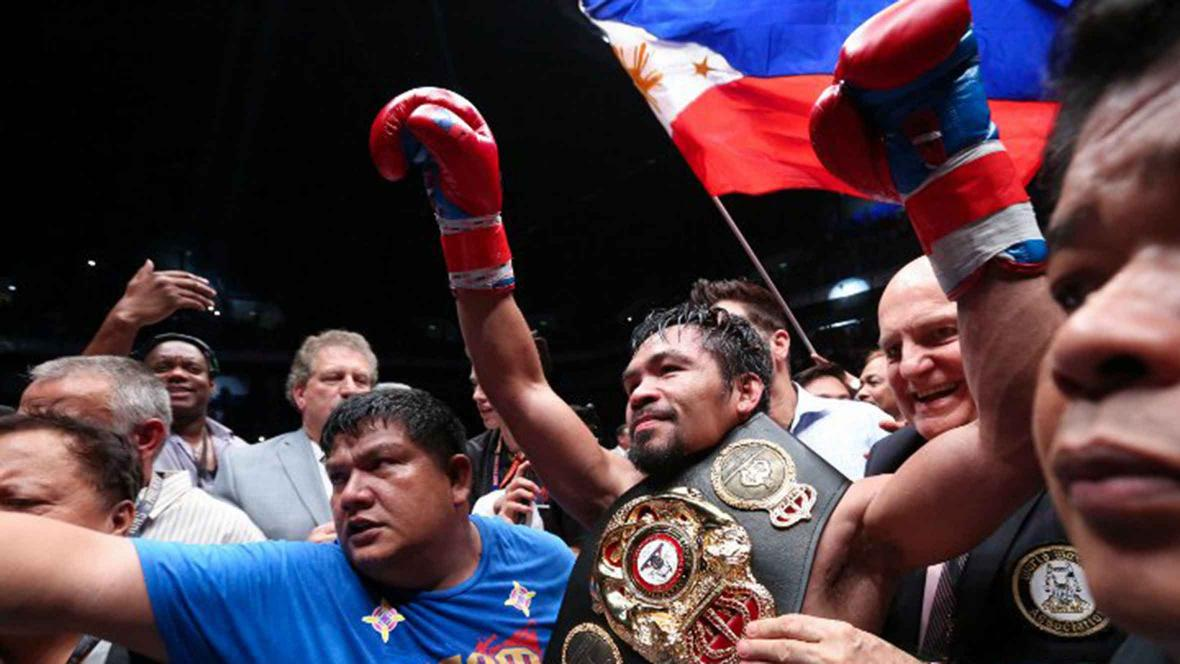 manny pacquiao joins premier boxing champions