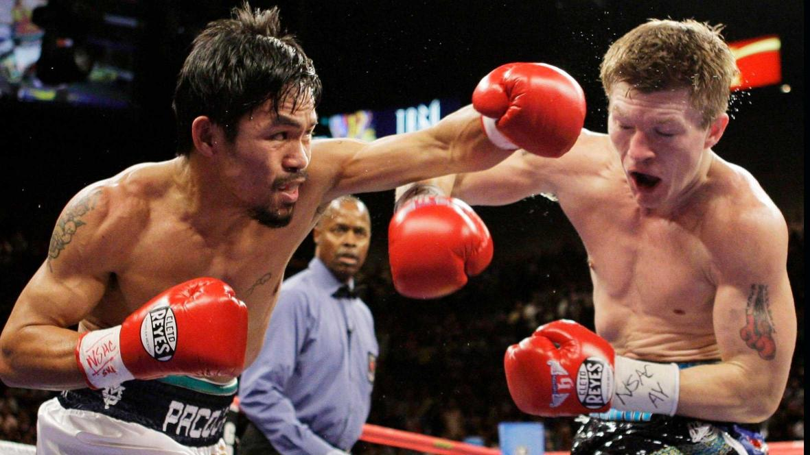 Five Fights that made Manny Pacquiao a legend