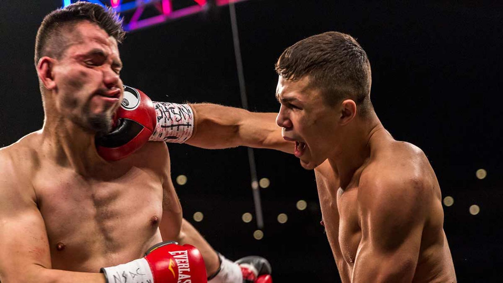 Joey Spencer - Next Fight, Fighter Bio, Stats & News