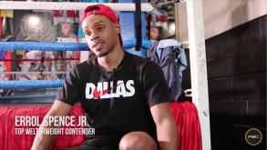 Errol Spence Talks Welterweights
