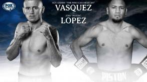 Vasquez vs Lopez preview: September 15, 2015