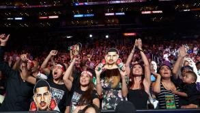 Leo Santa Cruz claims King of LA title with win over Abner Mares