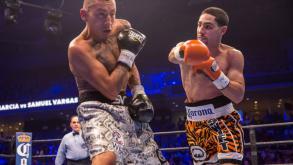 Garcia vs Vargas highlights: November  12, 2016
