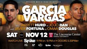 Garcia vs Vargas preview: November 12, 2016