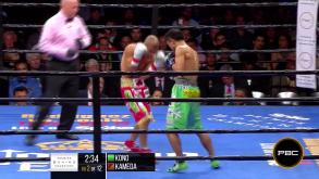 Kono vs Kameda highlights: October 16, 2015