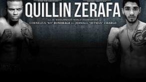 Quillin vs Zerafa and Bundrage vs Charlo preview: September 12, 2015