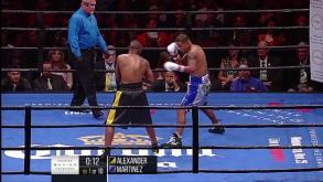 Alexander vs Martinez full fight: October 14, 2015