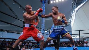 Spence vs Bundu full fight: August 21, 2016