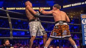 Garcia vs Vargas full fight: November 12, 2016