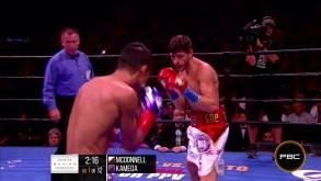 McDonnell vs Kameda highlights: September 6, 2015