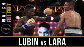 Lubin vs Lora full fight: September 18, 2015