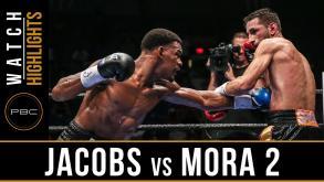 Jacobs vs Mora highlights: September 9, 2016
