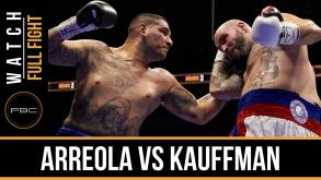 Arreola vs Kauffman full fight: December 12, 2015