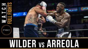Wilder vs Arreola full fight: July 16, 2016