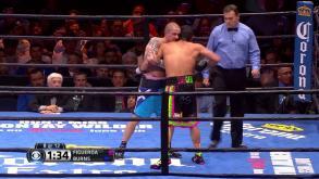 Figueroa vs Burns full fight: May 9, 2015