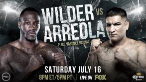 Wilder vs Arreola preview: July 16, 2016