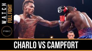 Charlo vs Campfort highlights: November 28, 2015