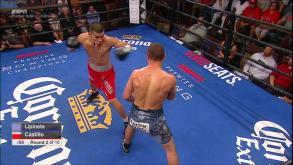Lipinets vs Castillo Full Fight: July 15, 2016